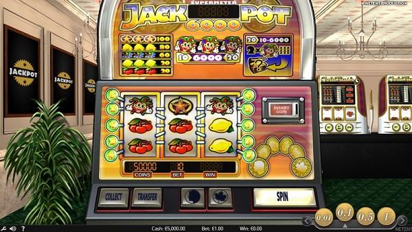 JackPott 6000
